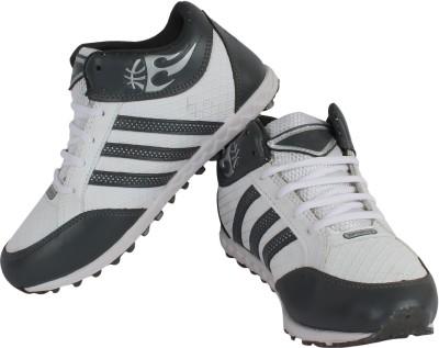 Earton White-263 Running Shoes