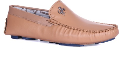 Royal Collection Brown Loafers