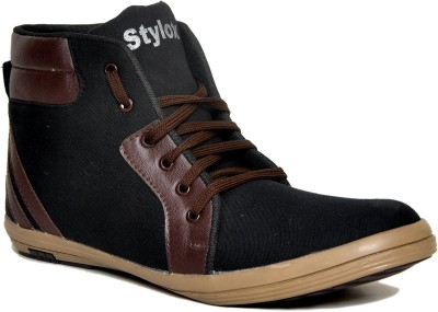 Stylox Denim Ancle Sneakers
