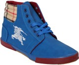 Vittaly Long Sneakers (Blue)