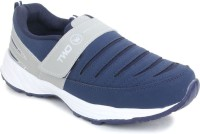 Touchwood Relaxer Navy/Grey Sports Running Shoes(Navy, Grey)