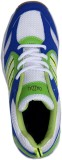 Dazzal Badminton Shoes (White)