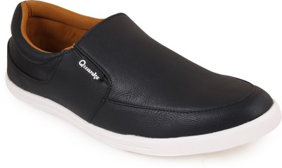 Quarks Casual Loafers Loafers(Black)