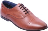 Cord Wainers Lace Up Shoes (Brown)