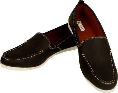 Royal Black loafers Loafers
