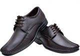Azzaro Black Bruno Lace Up Shoes (Brown)