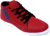 PFC can22rd Casual Shoes (Red)