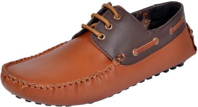 Mocas 555Y Boat Shoes