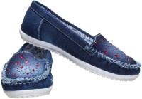 Zappy Loafers(Navy)