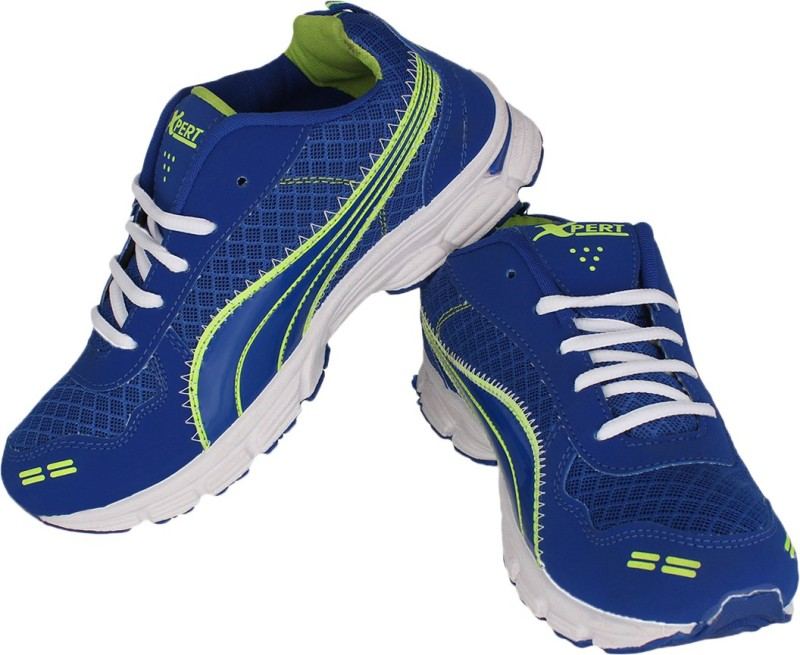 Xpert Running Shoes(Blue, Green)...