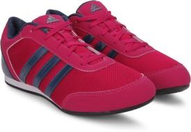 Adidas VITORIA II Training Shoes(Navy, Pink)