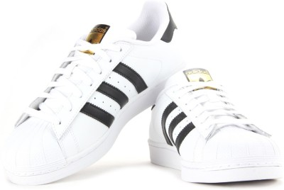 Adidas Running Shoes(White) at flipkart