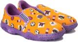 Footfun Men Loafers (Orange)