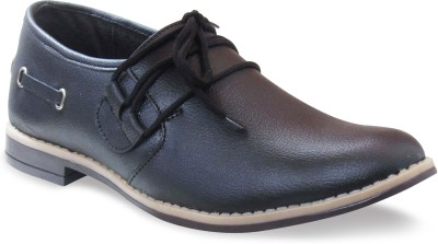 Sapatos Black Genuine Leather stylish Corporate Casuals
