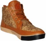 Socser Lifestyle SL-BT-02 Boots (Tan)