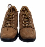 Jhansi Fhasions Canvas Shoes (Brown)