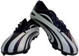 Aryans Stripes Football Shoes (Black)