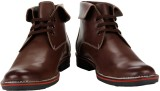 Le Costa 7001 Boots (Brown)