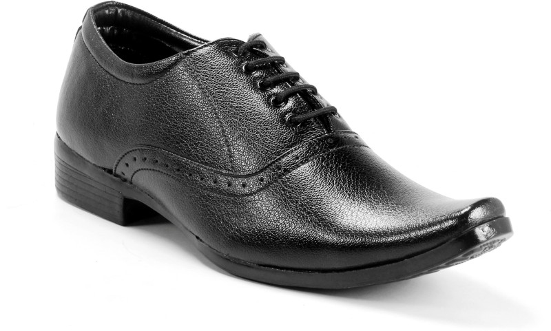 Bxxy Oxford Lace Up Shoes Lace UpBlack
