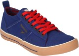 Lakhani Canvas Shoes (Blue)