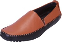 Shoebook Casual Tan Loafers