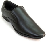 John Hupper Slip On (Black)