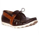 Pantof Boat Shoes (Brown)