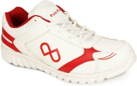 Pure Play White and Red Running Shoes(White, Red) best price on Flipkart @ Rs. 499