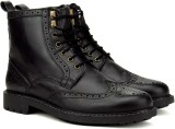 Allen Solly Boots (Black)