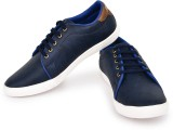 Rozo Canvas Shoes (Blue)