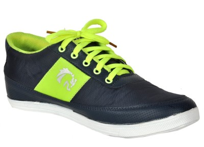 Fashion Paradise Green Casual Shoes