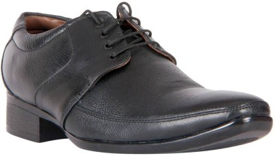 Ash Grey Lace Up Shoes