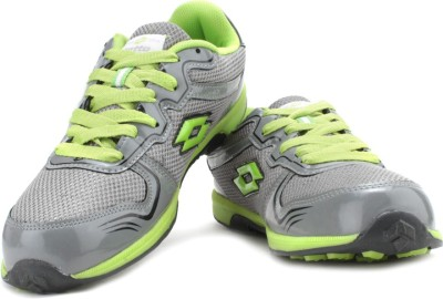 Lotto Vigor Running Shoes(Grey)