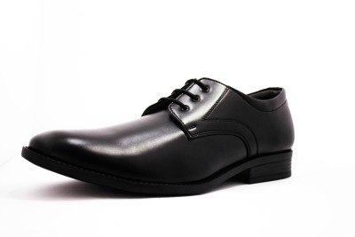 Molessi Molessi Black Party Formal Shoes Lace Up Shoes