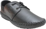 Sharon Men Corporate Casual Shoes (Black...