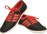 Delux Look Casual Shoes (Black)