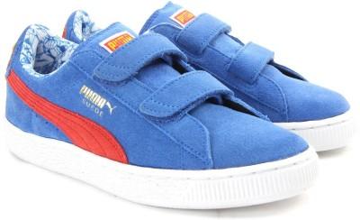 puma men sneakersorange blue flipkart price casual