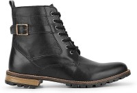 Knotty Derby Diggory Boots(Black)
