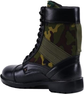 Adduce AR-106-F-BK-PU-9 Boots