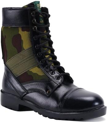Adduce AR-106-F-BK-PU-10 Boots