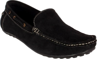 Merashoe Msc8023-Black Loafers