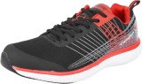 Campus NOOSA Running Shoes (Black, Red)