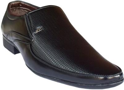 Jk Port Jkp016blk Slip On Shoes