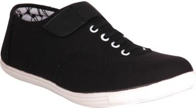 Kashmir Black Casual Shoes
