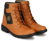 Royal Cliff Boots Long Boots (Tan)