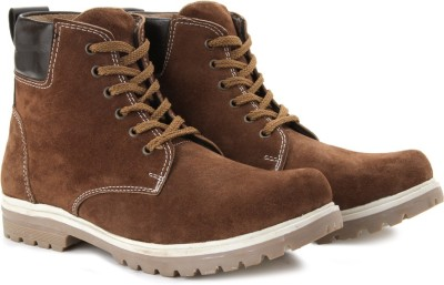 Andrew Scott 7000 Boots(Tan)