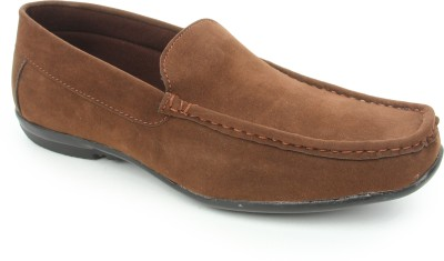 Griffon 851-4302-Brown Loafers