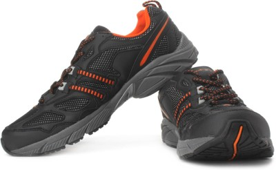 Spinn Terminator Outdoors Shoes(Black)
