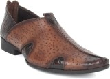 Kosher Ks117-Tan Party Wear Shoes (Brown...