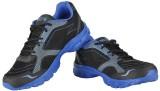 Selfie Seven Solid Running Shoes (Black,...